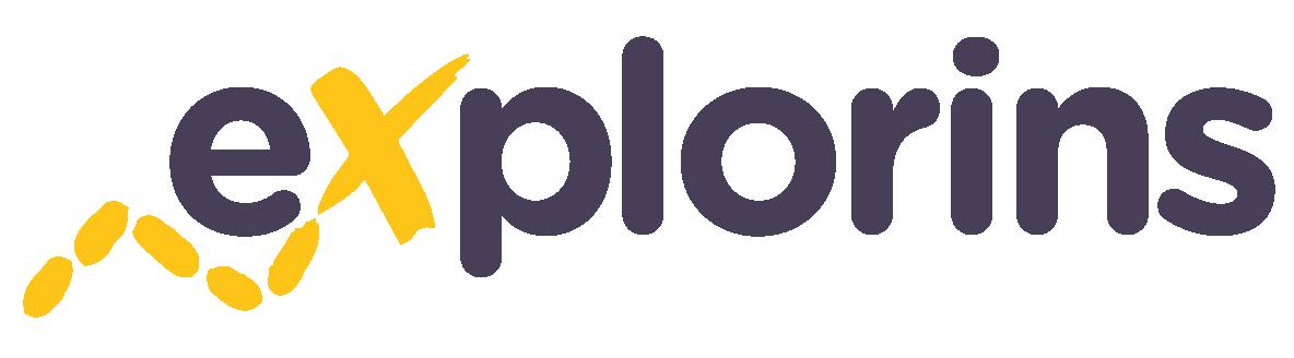 eXplorins logo